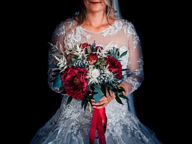 Il matrimonio di Luca e Erika a Bagnoregio, Viterbo 50