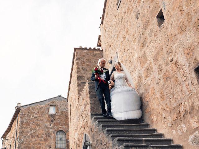 Il matrimonio di Luca e Erika a Bagnoregio, Viterbo 51