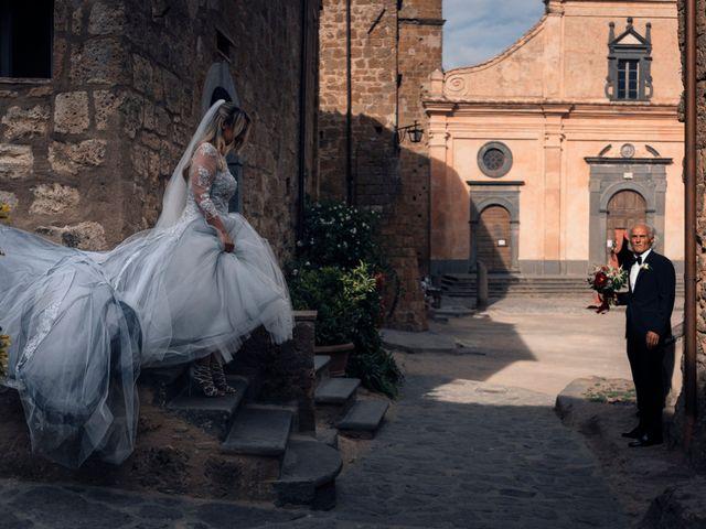 Il matrimonio di Luca e Erika a Bagnoregio, Viterbo 2