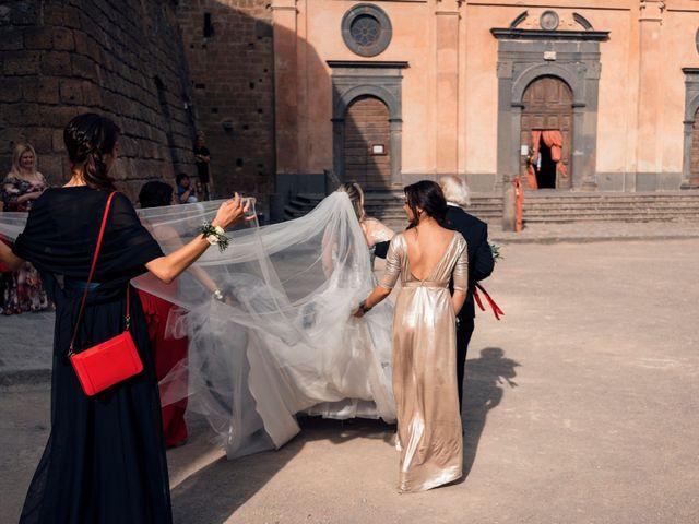 Il matrimonio di Luca e Erika a Bagnoregio, Viterbo 55