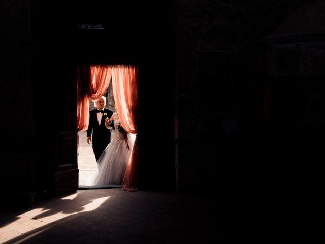 Il matrimonio di Luca e Erika a Bagnoregio, Viterbo 58