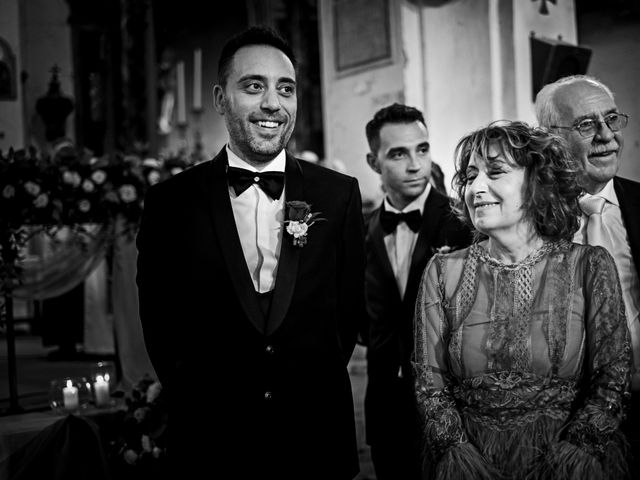 Il matrimonio di Luca e Erika a Bagnoregio, Viterbo 59