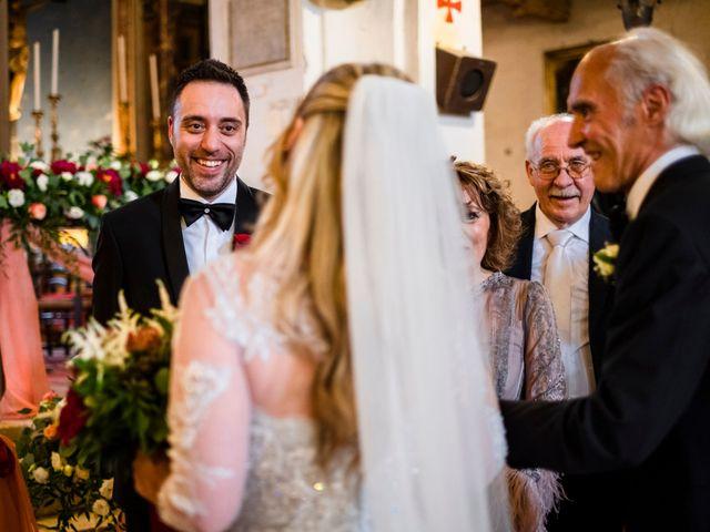 Il matrimonio di Luca e Erika a Bagnoregio, Viterbo 63