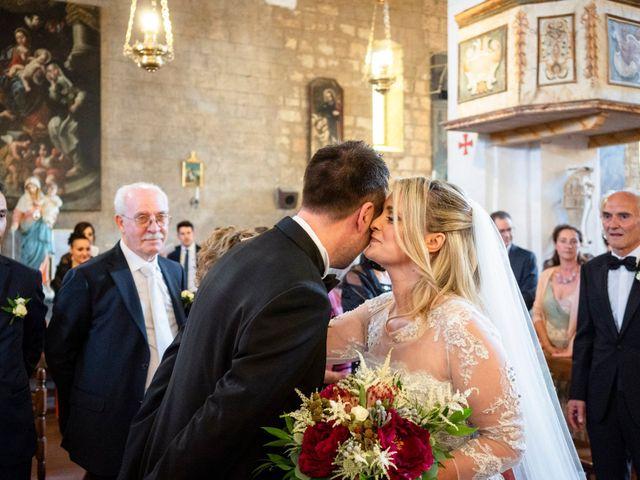 Il matrimonio di Luca e Erika a Bagnoregio, Viterbo 65