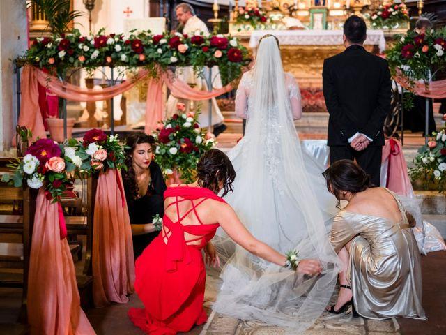 Il matrimonio di Luca e Erika a Bagnoregio, Viterbo 66
