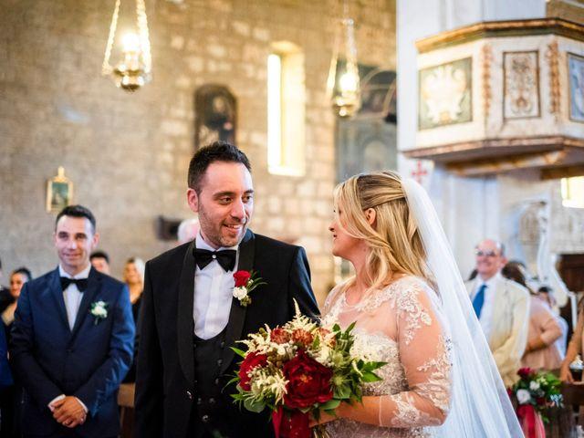 Il matrimonio di Luca e Erika a Bagnoregio, Viterbo 67