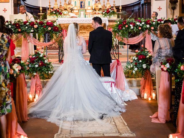 Il matrimonio di Luca e Erika a Bagnoregio, Viterbo 68