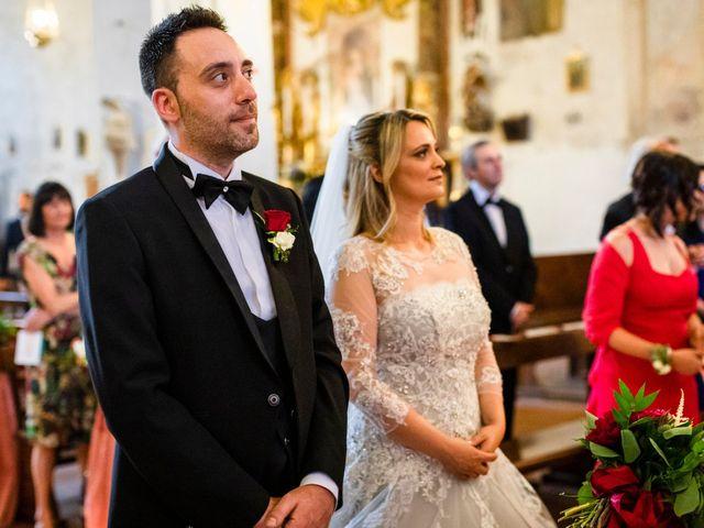 Il matrimonio di Luca e Erika a Bagnoregio, Viterbo 69