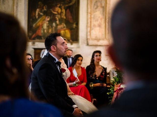 Il matrimonio di Luca e Erika a Bagnoregio, Viterbo 72