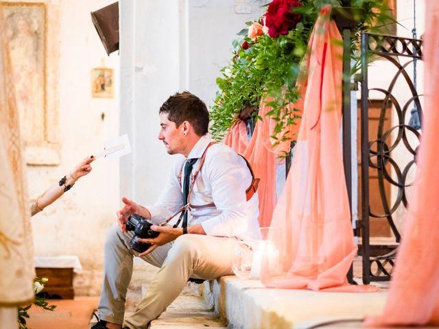 Il matrimonio di Luca e Erika a Bagnoregio, Viterbo 74