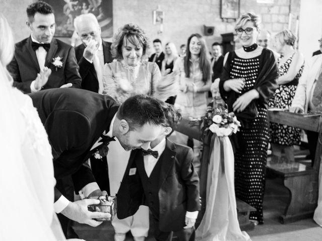 Il matrimonio di Luca e Erika a Bagnoregio, Viterbo 76