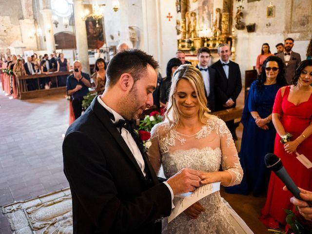 Il matrimonio di Luca e Erika a Bagnoregio, Viterbo 77