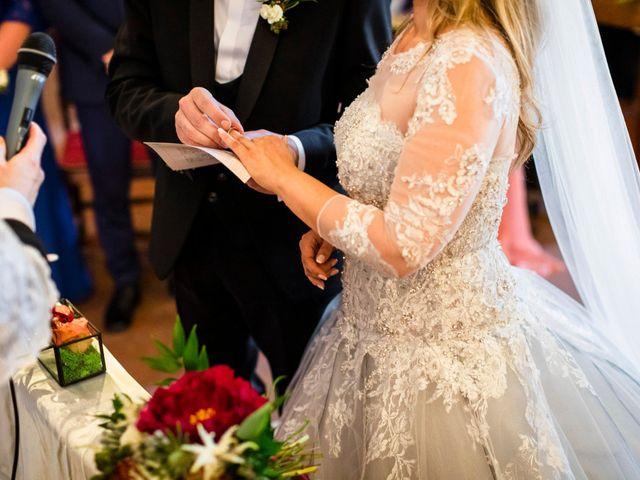 Il matrimonio di Luca e Erika a Bagnoregio, Viterbo 78