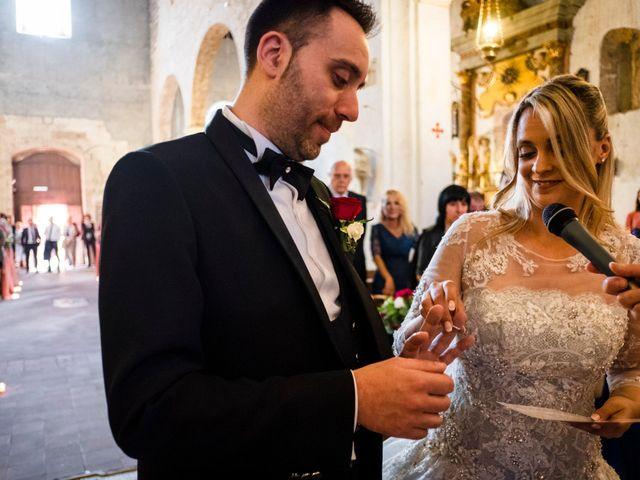 Il matrimonio di Luca e Erika a Bagnoregio, Viterbo 79
