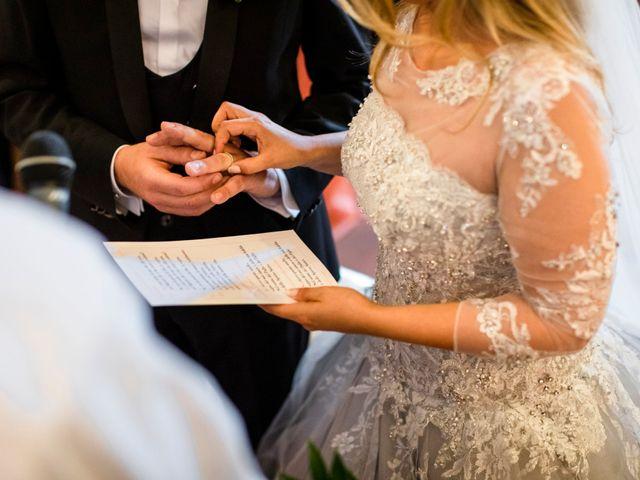 Il matrimonio di Luca e Erika a Bagnoregio, Viterbo 80