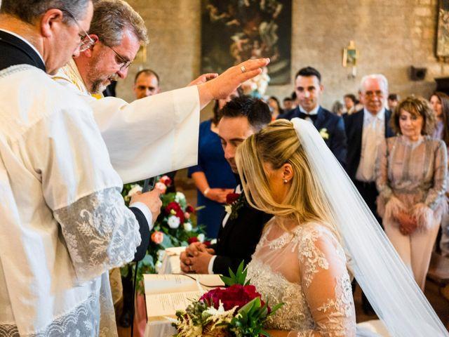 Il matrimonio di Luca e Erika a Bagnoregio, Viterbo 81