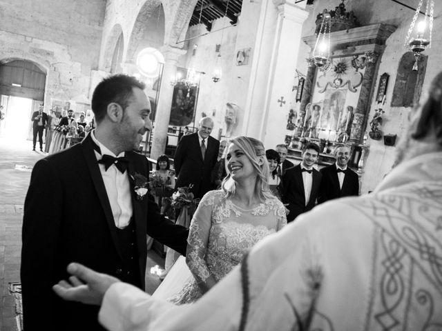 Il matrimonio di Luca e Erika a Bagnoregio, Viterbo 82