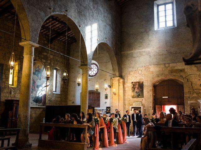 Il matrimonio di Luca e Erika a Bagnoregio, Viterbo 83