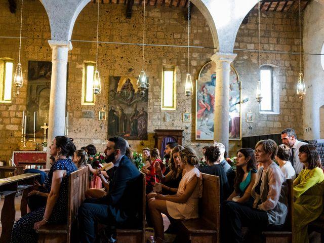 Il matrimonio di Luca e Erika a Bagnoregio, Viterbo 84