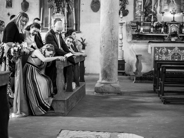 Il matrimonio di Luca e Erika a Bagnoregio, Viterbo 85