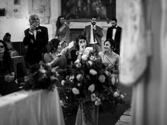 Il matrimonio di Luca e Erika a Bagnoregio, Viterbo 89