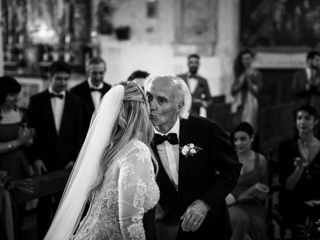Il matrimonio di Luca e Erika a Bagnoregio, Viterbo 93