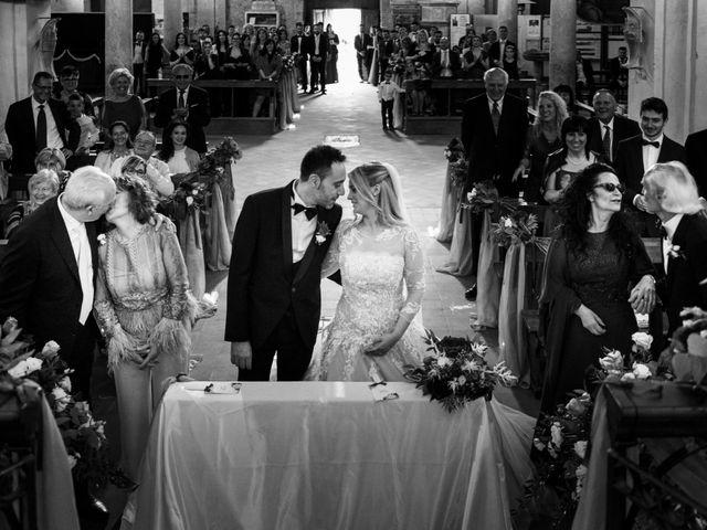 Il matrimonio di Luca e Erika a Bagnoregio, Viterbo 94