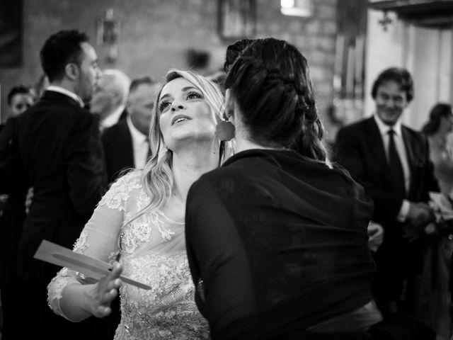 Il matrimonio di Luca e Erika a Bagnoregio, Viterbo 98