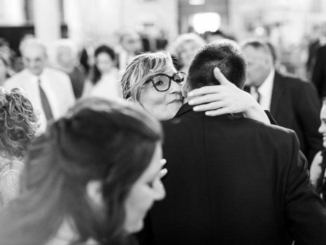 Il matrimonio di Luca e Erika a Bagnoregio, Viterbo 99