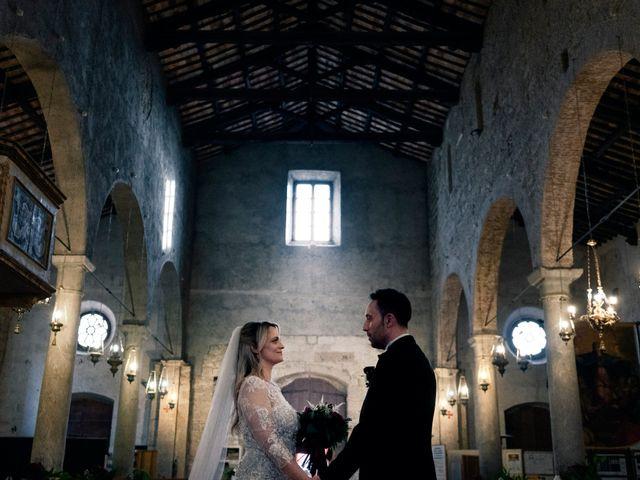 Il matrimonio di Luca e Erika a Bagnoregio, Viterbo 105