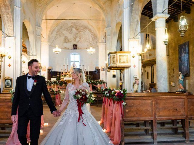 Il matrimonio di Luca e Erika a Bagnoregio, Viterbo 106