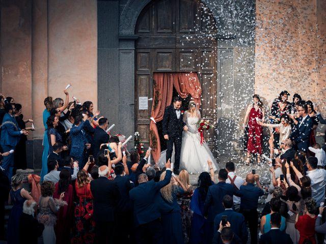 Il matrimonio di Luca e Erika a Bagnoregio, Viterbo 108