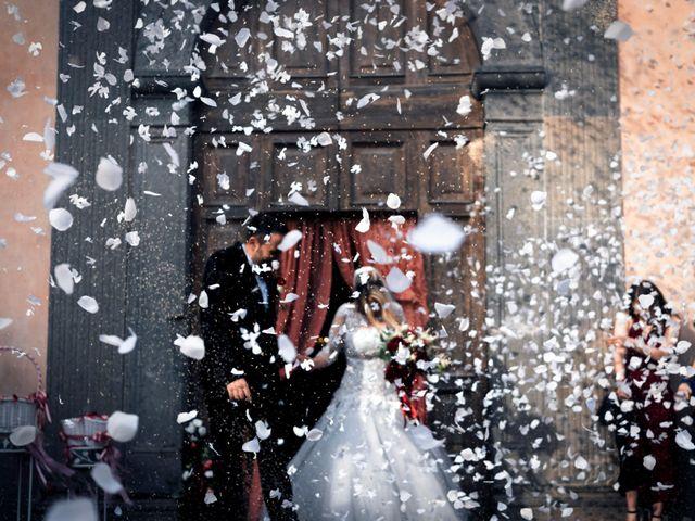 Il matrimonio di Luca e Erika a Bagnoregio, Viterbo 109