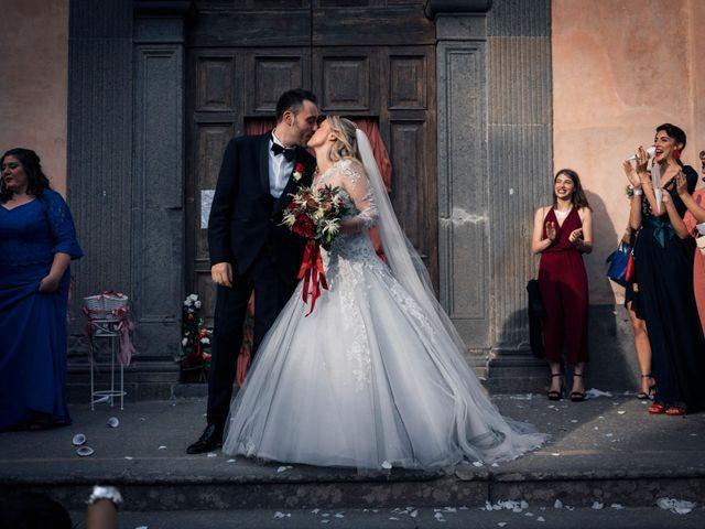 Il matrimonio di Luca e Erika a Bagnoregio, Viterbo 111