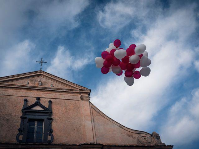 Il matrimonio di Luca e Erika a Bagnoregio, Viterbo 112