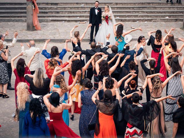 Il matrimonio di Luca e Erika a Bagnoregio, Viterbo 113