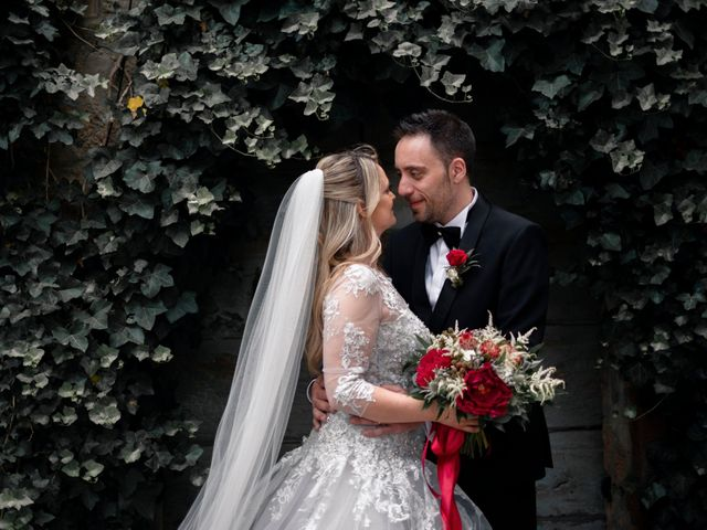 Il matrimonio di Luca e Erika a Bagnoregio, Viterbo 117
