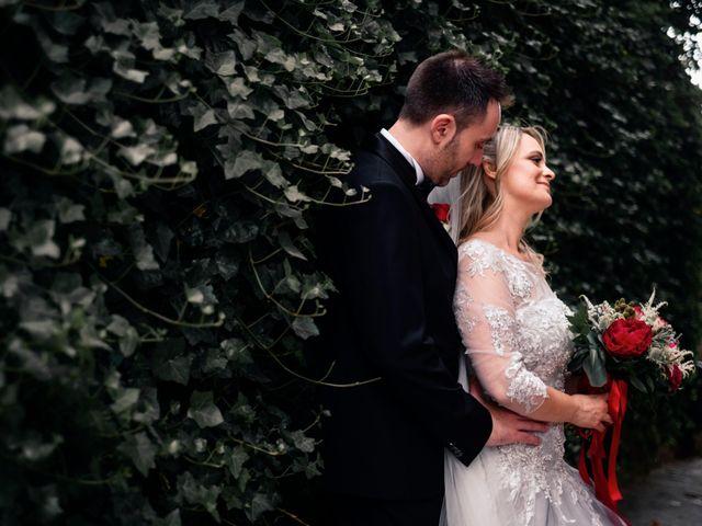 Il matrimonio di Luca e Erika a Bagnoregio, Viterbo 118