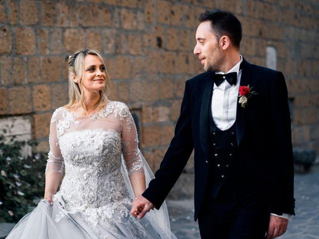 Il matrimonio di Luca e Erika a Bagnoregio, Viterbo 120