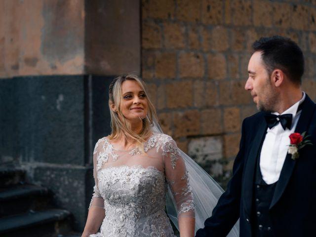 Il matrimonio di Luca e Erika a Bagnoregio, Viterbo 121