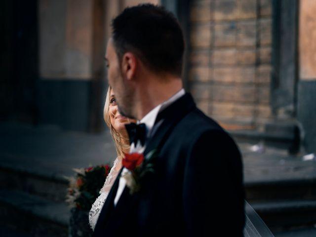 Il matrimonio di Luca e Erika a Bagnoregio, Viterbo 122