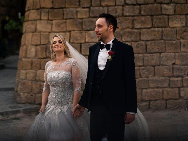 Il matrimonio di Luca e Erika a Bagnoregio, Viterbo 125