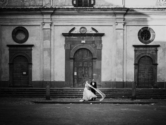 Il matrimonio di Luca e Erika a Bagnoregio, Viterbo 126