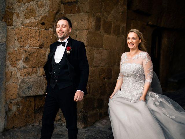 Il matrimonio di Luca e Erika a Bagnoregio, Viterbo 130