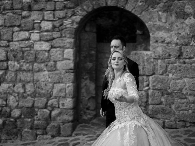 Il matrimonio di Luca e Erika a Bagnoregio, Viterbo 131