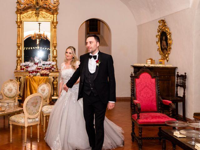 Il matrimonio di Luca e Erika a Bagnoregio, Viterbo 148