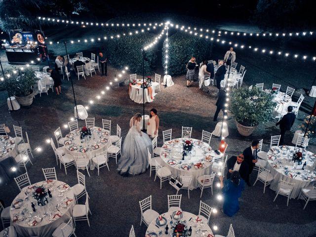 Il matrimonio di Luca e Erika a Bagnoregio, Viterbo 150