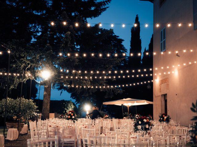 Il matrimonio di Luca e Erika a Bagnoregio, Viterbo 154