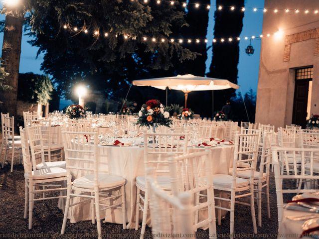 Il matrimonio di Luca e Erika a Bagnoregio, Viterbo 156