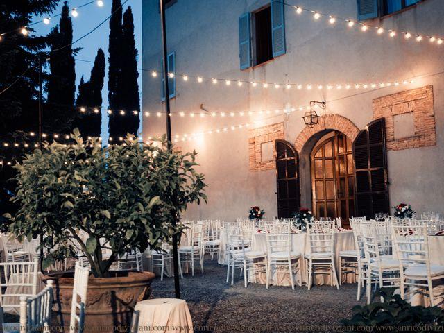 Il matrimonio di Luca e Erika a Bagnoregio, Viterbo 160